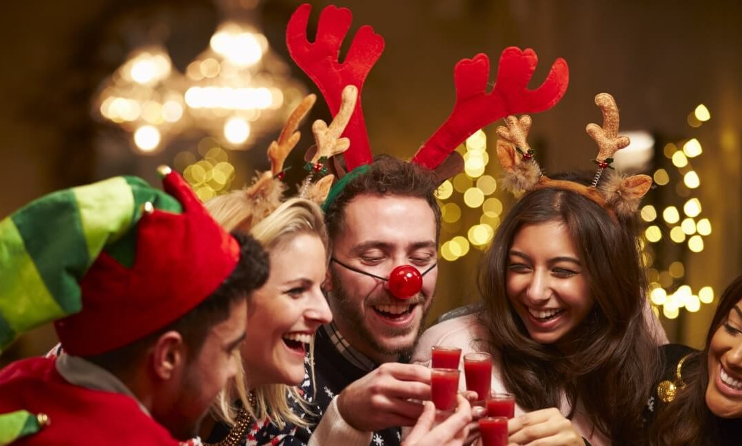 Don't fear the Christmas cheer – making work parties fun and safe!