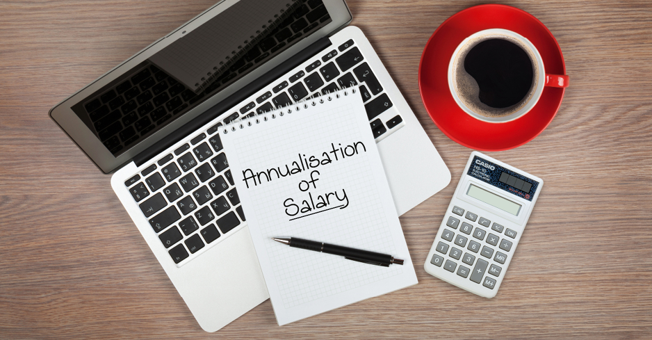 Changes to salary annualisation